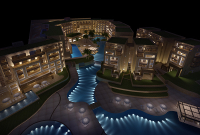 SUMMERLAND Village - VIP BUILDING